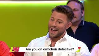Duncan James Snooped on His Cheating Boyfriend | Loose Women