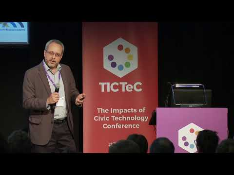 TICTeC 2018 - The political construction of accountability keywords: lessons from action-research