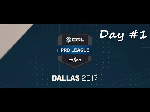 Best of Esl Pro League Dallas Day #1