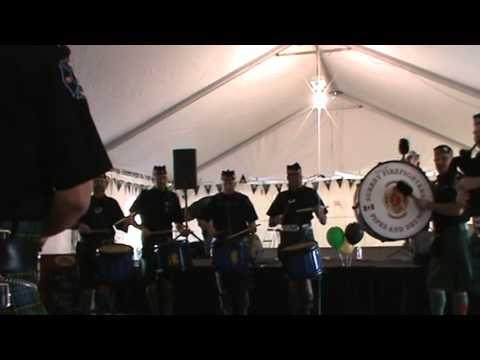 SFFPD, Irish Festival 2014, High Road to Gairloch & Teribus