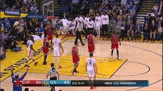 Quarter 3 One Box Video :Warriors Vs. Bulls, ...