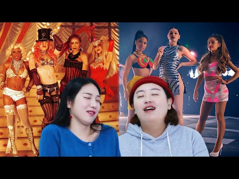 Koreans In Their 30s React To EPIC FEMALE COLLABS (Lady Marmalade, Telephone, Bang Bang And More)