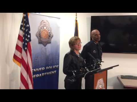 PRESS CONFERENCE: RTD Security Officer Killed