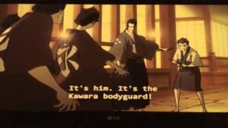 Samurai Spy Song