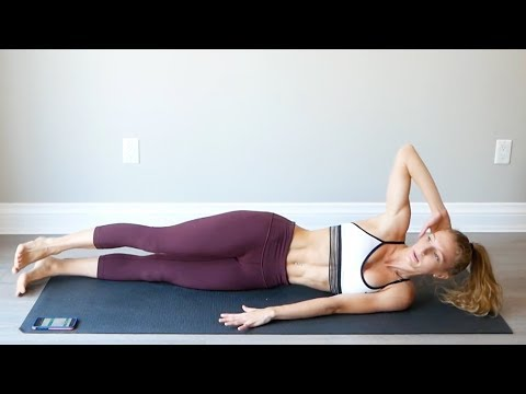 10 Minute Abs Workout Home Ab Workout
