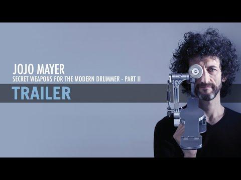 Jojo Mayer: Secret Weapons Part 2 - TRAILER