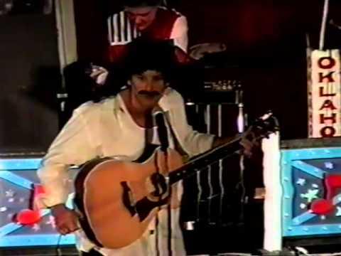 "Travis Tidwell ""Paco"" OK Opry 2003"