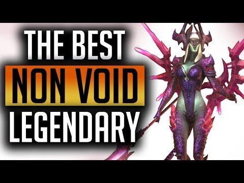 RAID: Shadow Legends | Duchess Lilitu champion Spotlight! Best non void Legendary? Full guide!