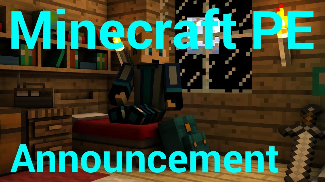 Minecraft PE   Announcement   No more tricks   EP.6 - YouTube