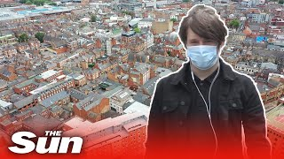 Coronavirus Local Lockdown List Revealed - Which Areas In The Uk Are Covid-19 Hotspots?