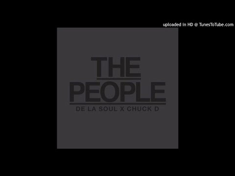 De La Soul - The People Feat. Chuck D
