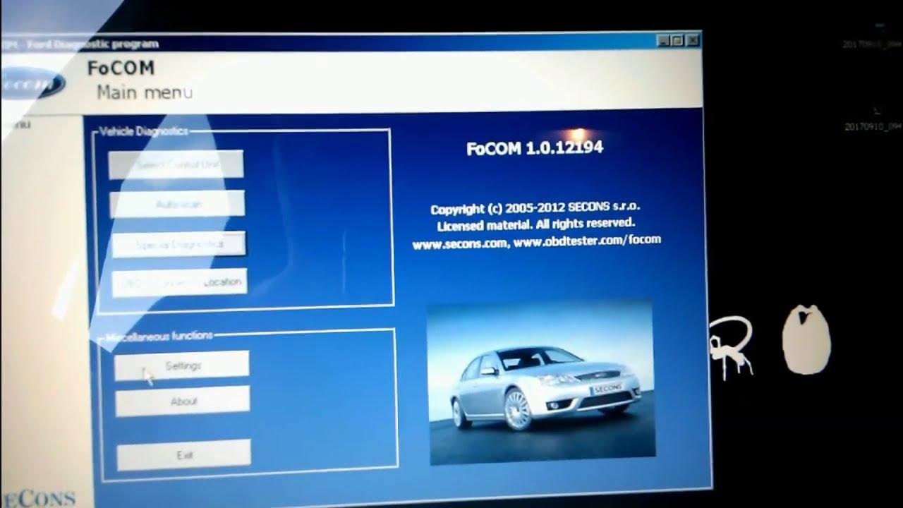 Focom Download MEGA 🚗
