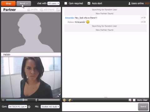 Webcam Roulett