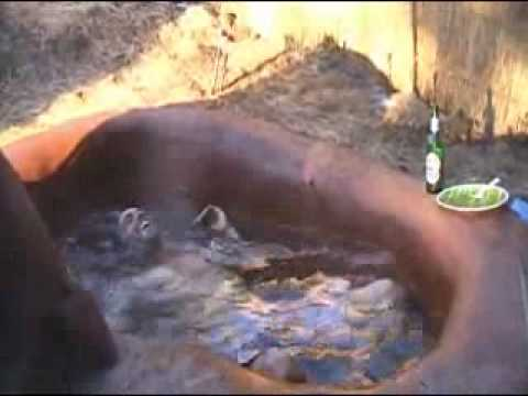 Cob Hot Tub Party YouTube