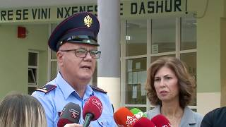 Policia e Shtetit: Jo më alkool e ushqime fast food pranë shkollave