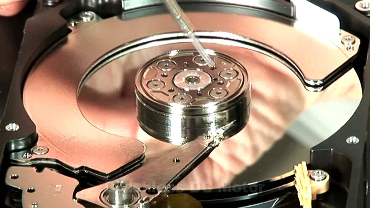 Drive Work How A Hard Disk Drive Works