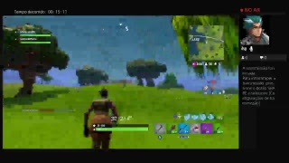Live ao vivo de fortnite com android gameXD