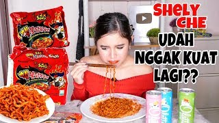 Download Video MUKBANG SAMYANG 2X SPICY SAMPE NANGIS!! | Spesial 300K Subscribers MP3 3GP MP4