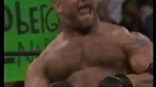 Bill Goldberg vs. Yuji Nagata [1998-05-16]