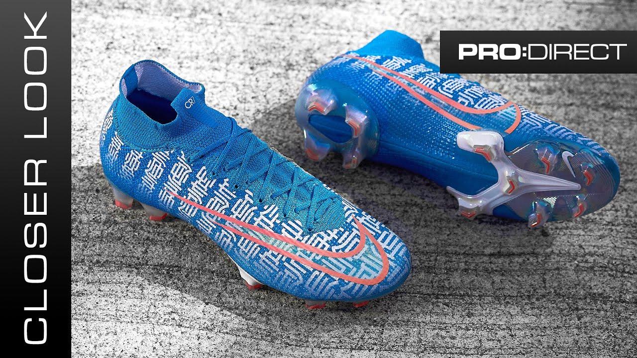 Nike Mercurial Cr7 Cristiano Ronaldo China Shuai Special Edition