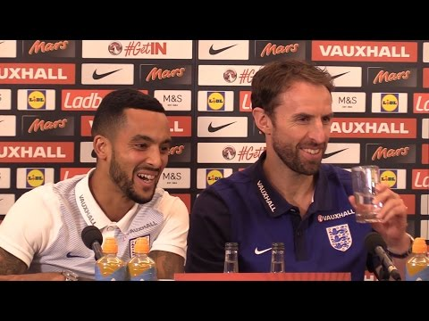 England Caretaker Manager Gareth Southgate & Theo Walcott Full Press Conference Ahead Of Malta Game