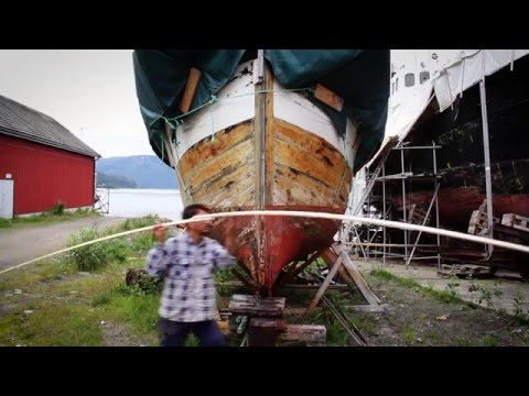 Wooden boatbuilding - Faber Navalis: A film by Maurizio Borr