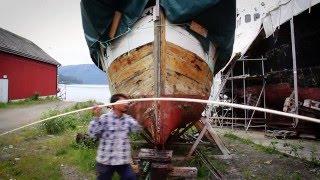 Wooden boatbuilding - Faber Navalis: A film by Maurizio Borriello
