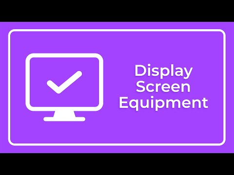 An Overview Of The Display Screen Equipment (DSE) By Astutis
