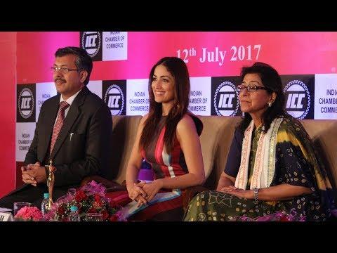 Yami Gautam At ICC Women Achiever Awards 2017