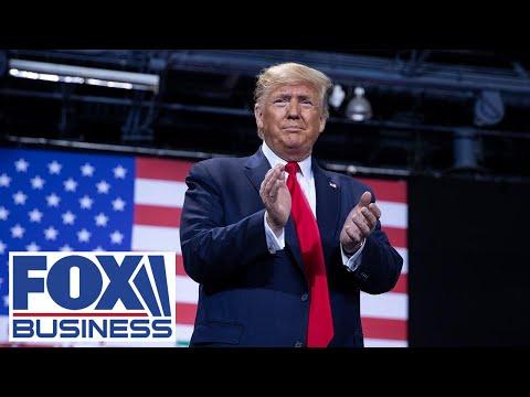 Trump hosts a 'Great American Comeback' event in Pennsylvania