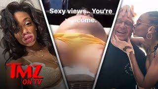 Winnie Harlow Accused Of Fat Shaming   TMZ TV
