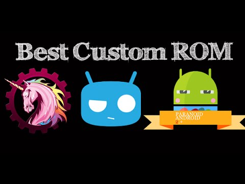 Top Android Custom ROMS Websites