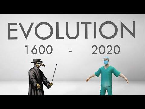 Doctor Evolution | 20,000BC - 2020