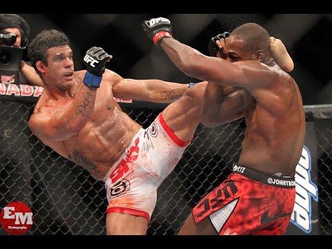 Jon Jones Vs Vitor Belfort FULL FIGHT - UFC 152