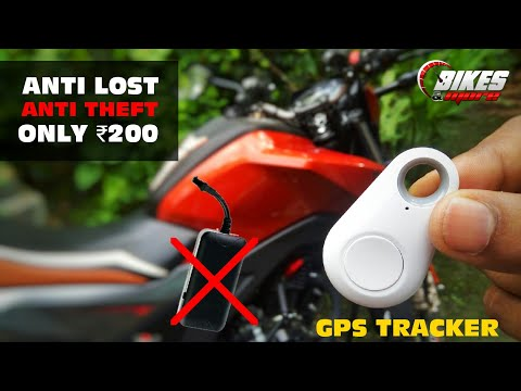 Anti Lost and Anti Theft Device for All Bikes - GPS Tracker for Motorcycle - Best and Cheapest GPS