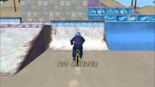Dave Mirra Freestyle BMX 2 - PCSX2 gameplay