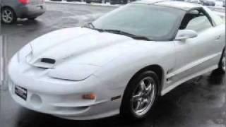 2002 Pontiac Firebird - CIRCLEVILLE OH