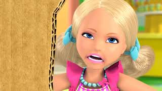 Animation Barbie Episodio 33 Amarga perdedora Disney Movies Movies For Kids Animation M