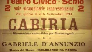 """TRAILER 3min """"CABIRIA: 100 anni dopo"""""""