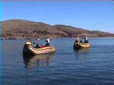 El lago Titicaca - YouTube