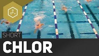 Chlor - Der typische Schwimmbadgeruch?!  -  #TheSimpleShort