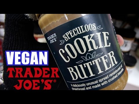 Vegan Grocery Shopping at Trader Joes - YouTube