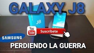 Samsung Galaxy J8! Perdiendo la Guerra en Gama Media!