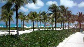 Tour of Club Med Turkoise, Turks and Caicos