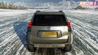 Forza Horizon 4 • Toyota Land Cruiser Arctic Trucks AT37 2016 | Gameplay