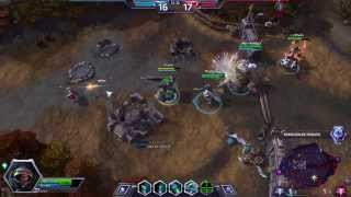 Heroes of the Storm Gameplay Max Graphics