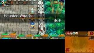 Etrian Mystery Dungeon 4th Dungeon Ragelope DOE Battle