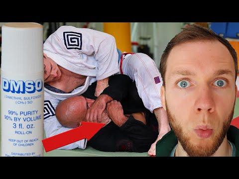 Ist DMSO ein Scam? Nebenwirkungen von DMSO! Gegen Schmerzen, Entzündungen & Schwellungen! Kampfsport