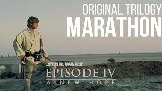 Star Wars A New Hope Review - Original Trilogy Marathon