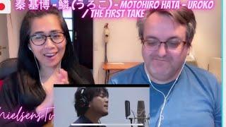 A🇩🇰NielsensTv REACTS TO 🇯🇵 秦 基博 - 鱗 (うろこ) - Motohiro Hata - Uroko / THE FIRST TAKE 💕👏